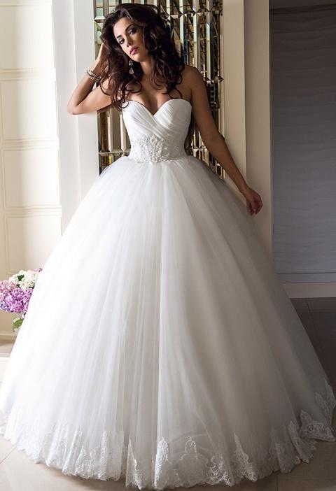 Сеть салонов свадебной и вечерней моды Milano Vera - Свадебные